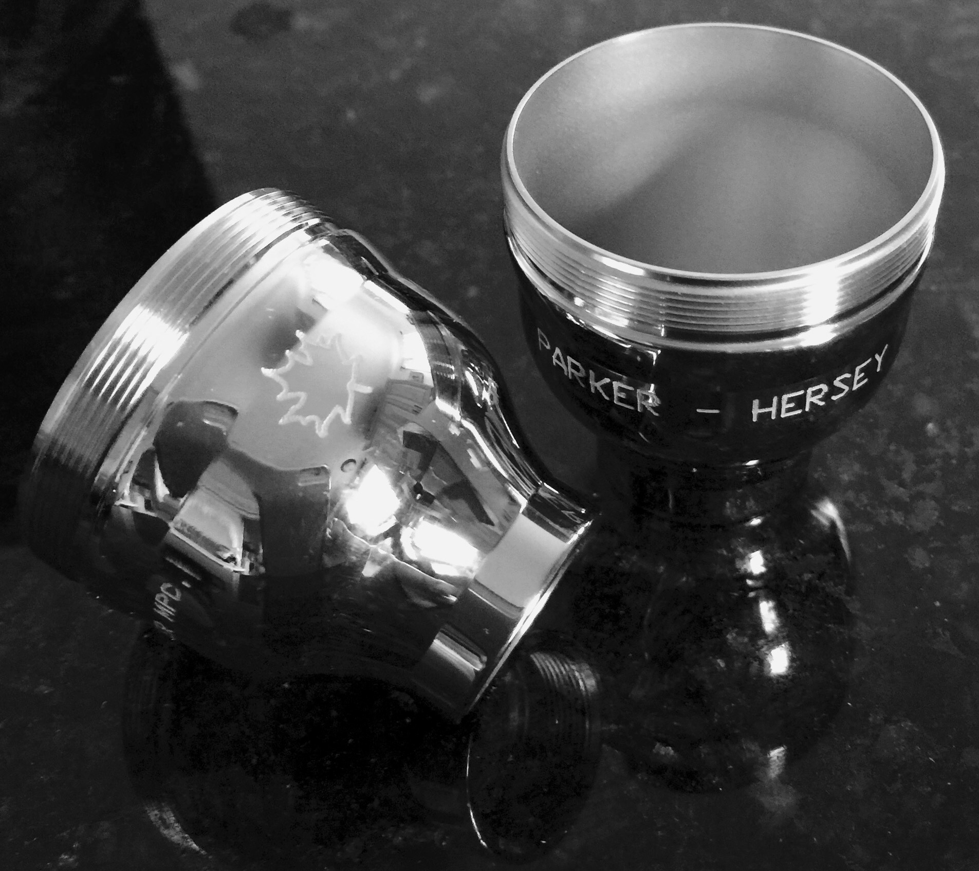 Hersey Tuba Mouthpieces
