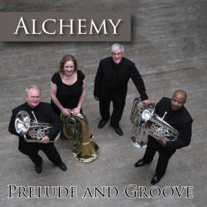 Alchemy Quartet CD