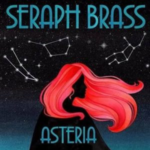 Woman with red hair Seraph Brass cover