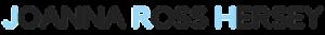 Joanna Ross Hersey Logo